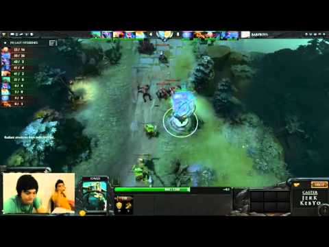 Dota 2 Rambulan #13: R1: Kantot Kalimot Vs Kos video