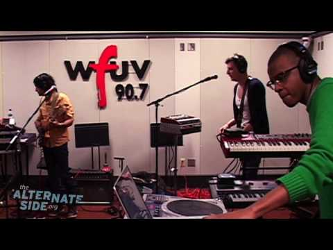 Yeasayer - &quot;Madder Red&quot; (Live at WFUV)
