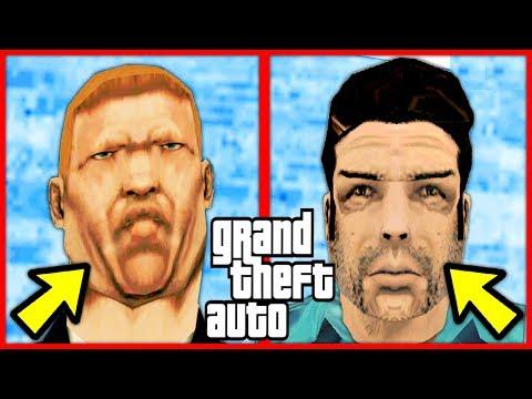 5 ПЕРСОНАЖЕЙ , КОТОРЫХ НАВСЕГДА УДАЛИЛИ ИЗ GTA !!!