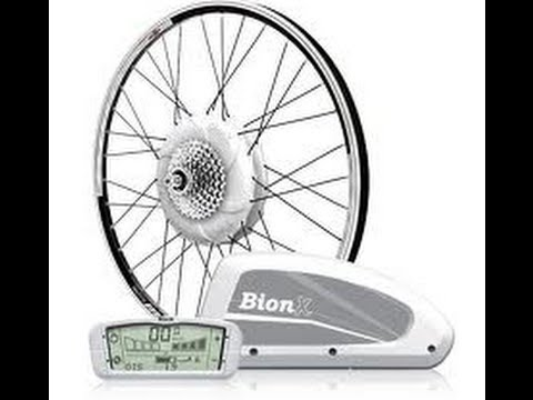 BIONX Electric Bicycle Conversion Kit Review