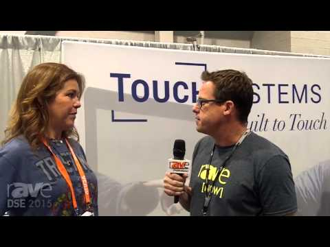 DSE 2015: Gary Kayye Talks to TouchSystems President Carol Nordin About the Market, DSE 2015