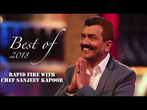 Rapid Fire with Chef Sanjeev Kapoor | 2018 | Sanjeev Kapoor Khazana
