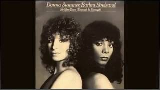Watch Donna Summer No More Tears (enough Is Enough) video