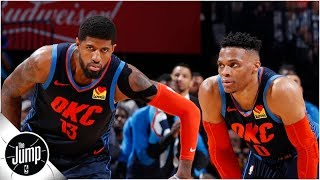 OKC Thunder's future is 'not a pretty picture' -- so what do they do? | The Jump
