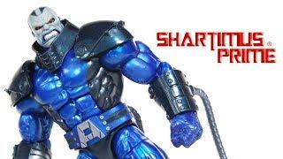 Marvel Legends Apocalypse BAF Build A Figure X-Men Wave Marvel Comics Hasbro Figure Toy Review