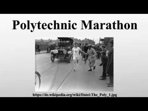 Polytechnic Marathon