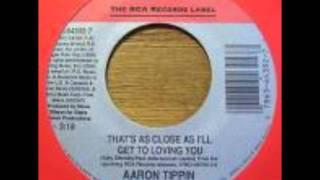 Watch Aaron Tippin She Feels Like A Brand New Man Tonight video