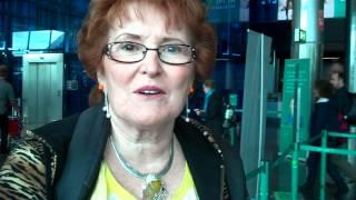 Ramona on her Wild West Irish Tour Experience!