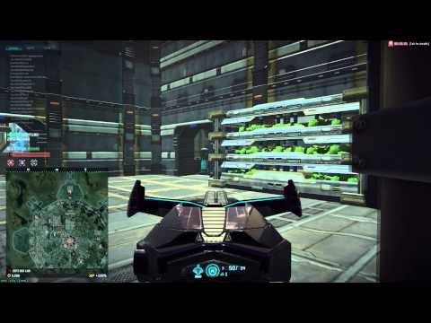 Attack on Zotz Planetside 2