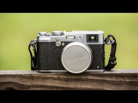 Fuji X100s Hands On Review & Test