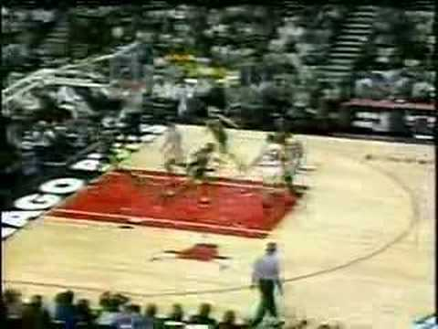 Indiana Pacers @ Chicago Bulls | 1998 Playoffs | ECF Game 5: The Blowout