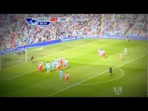 Last 10 Minutes Manchester City vs QPR Faris Awad [HQ] | مانشستر سيتي ضد كوينز بارك 3-2 آخر 10 دقائق