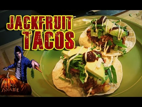 Vegan Taco Recipe | Pineapple BBQ Jackfruit