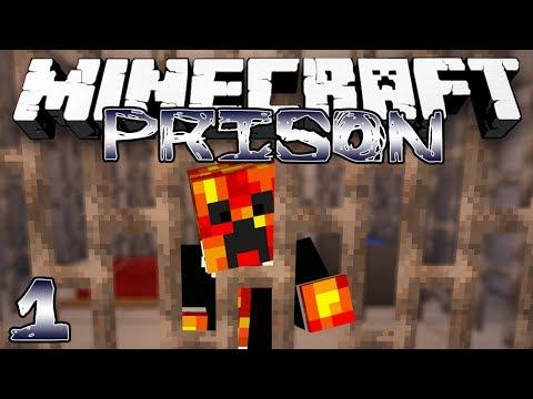 Minecraft Prison: SPEAKING TO GOD Minecraft Jail Break #1