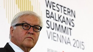 EU leaders discuss migrant crisis in western Balkan summit