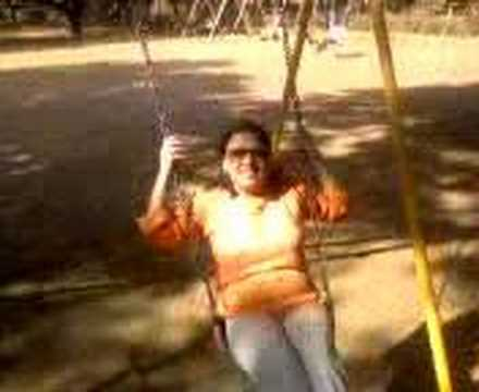 Priya & Tanu On Swing  Bn Park video