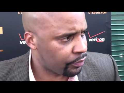 Cuonzo Martin Media Session At Big Orange Caravan - Tri-Cities (5/20/13)
