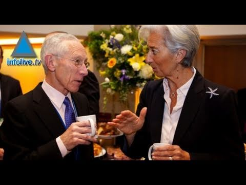 Stanley Fischer to head IMF