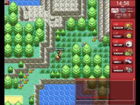 Pokemon: Dawn of Darkness MMORPG PDoD