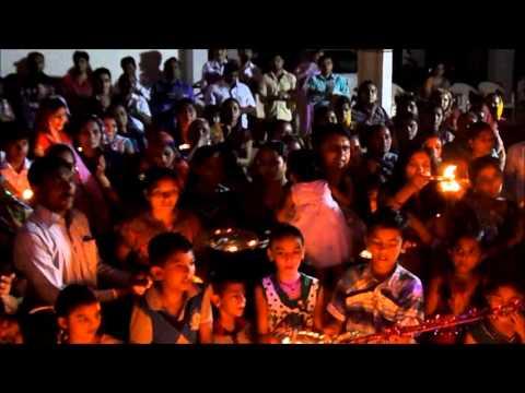 Shree Ganesh Mahotsav 2013 (Maha aarti & 56 bhog)