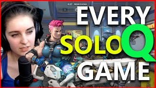TYPICAL SOLOQ OVERWATCH GAME