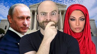 10 CRAZIEST LAWS in the WORLD! - Part 2