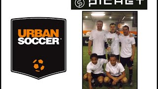 Tournois Foot 5contre5 Interservices Groupe Pichet - UrbanSoccer 20 Mai 2016