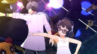 Time To Make History (ALL NIGHT) King Crazy | Persona 4 Dancing All Night~