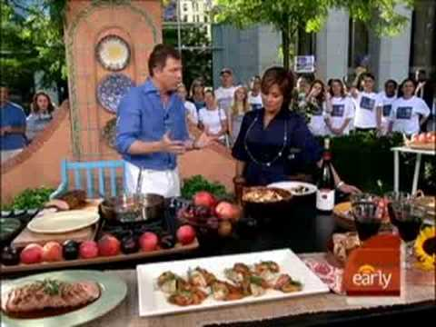 Bobby Flay's Italian Recipes Video