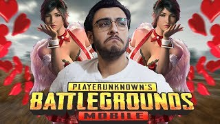 PUBG MOBILE LIVE: HAPPY VALENTINES DAY NOOBS | ROYAL PASS RANK PUSH | NEW UPDATE