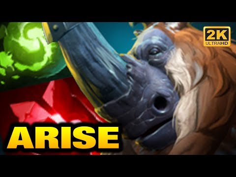 ArisE - The Right Way To Play Magnus Dota 2