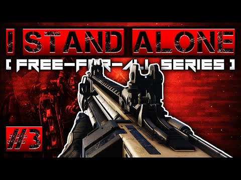 Cod Aw: Imr 4-burst Action! - istand Alone #3 (call Of Duty: Advanced Warfare Multiplayer) video