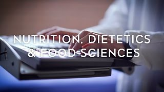 Pathways, Department Insight - FCS Nutrition, Dietetics, and Food Science
