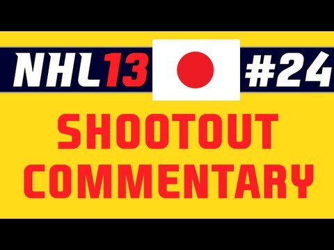 NHL 13: Shootout Commentary ep. 24