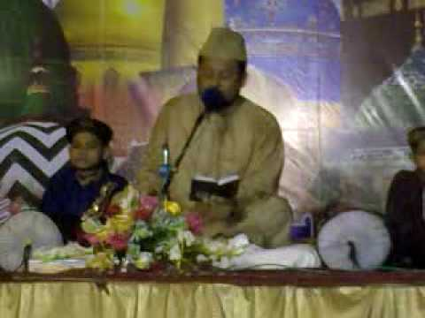 Urdu Naat Muhammad Waseem  ( Dare Nabi Par ) video