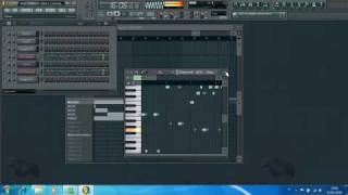 [FLSTUDIO] MY NEW MELODY AND MY NEW VERY NICE KICK :D