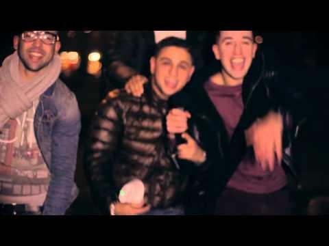 Promo/Making-Of Oualid-R Ft. Rakimster & Najlae - Ik kan niet serieus zijn (#EazyBoyZ)