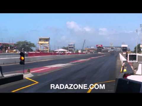 GTR Uby  vs Supra Salinas Speedway PR 2015