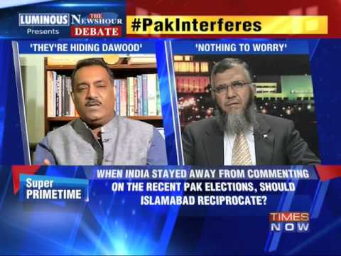 The Newshour Debate: India polls, Pakistan needles - Part 1 (30th April 2014)