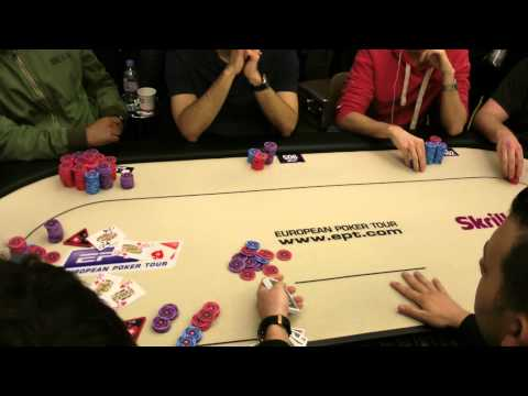 Bubble EPT Berlin Tag 2