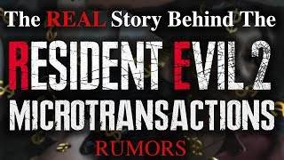 Resident Evil 2 Remake Microtransactions Are NOT Confirmed | The Real Story Behind The ESRB Rumor