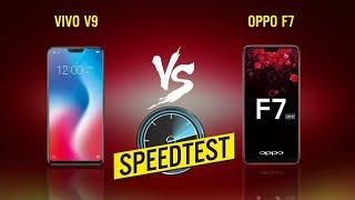 Speedtest OPPO F7 vs Vivo V9: Helio P60 có vượt mặt Snapdragon 626?