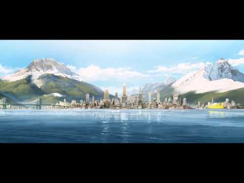 Legend of Korra Great Gatsby Trailer 1080p