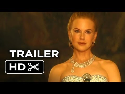 Grace Of Monaco Teaser TRAILER 1 (2013) - Nicole Kidman Movie HD
