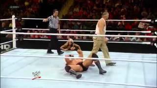 WWE NXT 3/28/12 Hunico vs Derrick Bateman