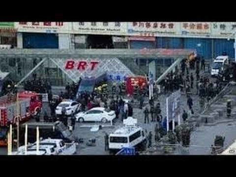 Dozens Killed In China Xinjiang capital Urumqi Market Attack BBC News