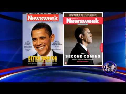 Barack Obama : Newsweek likens Obamanation to the Second Coming of Messiah (Jan 21, 2013)