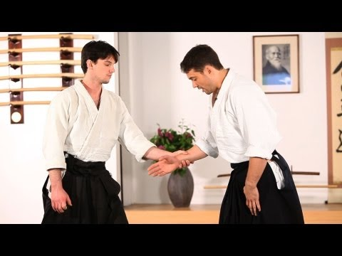 Aikido Techniques: Katatetori | How to Do Aikido Image 1