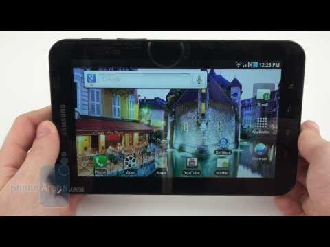 Samsung Galaxy Tab Review