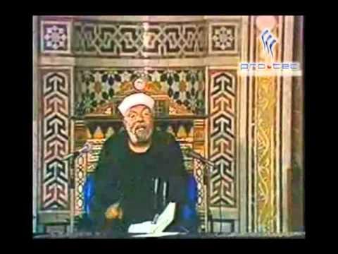07- تفسير سورة  الأنبياء- الآية (51 -- 72 ) -  الشعراوي